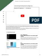 Thenewboston - Video Tutorials on Programming and More