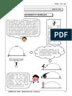 Guía Nº 5 - Movimiento Parabólico