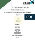 Informe Final de Gestión - Filtrantes