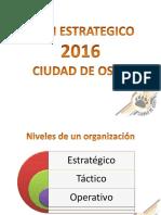 Plan Estrategico 2016 Cdo