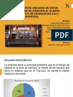Empresa Ep de Franquicias Sac - Popeyes