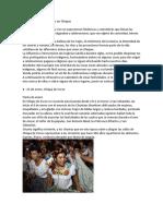 Costumbres y Tradiciones en Chiapas