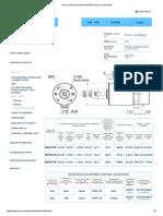 300670488 Servo Motor Con Encoder NF5475 Nisca Corporacion
