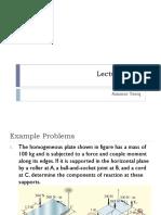 Lecture 17 Mechanics