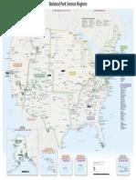 NPS Regions Map