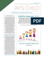 childdevelopment- middleschool