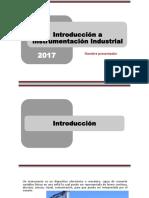 Introducción a Instrumentación Industrial