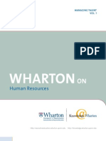 Wharton HR1