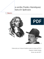 PHU y Spinoza