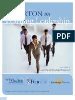 Wharton Learning2