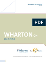Wharton Marketing 2