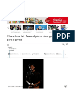 Crise e o Mercado de Engenharia No Brasil - 02-07-2017