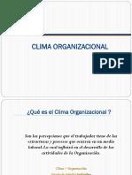 Cultura y Clima Organizacional_ii