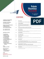 Polish Maritime Research