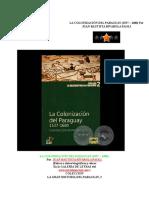 270672641 La Colonizacion Del Paraguay 1537 1680