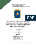 Proyecto de Investigacion - Geoestadistica