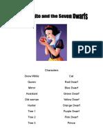 Snow White and the Seven Dwarfs-FESTIVAL