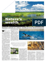 manitoba wetlands - educational supplement