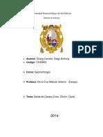 Geomorfologia Informe Wetzel