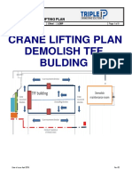 DRAFT the Crane Lifting Plan
