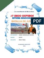 Batalla de Ayacucho Monografia