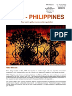 WWF Philippines Primer