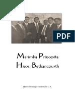 Marimba Princesita Historia