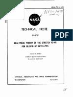 YoYo de-Spin (Stretch) - NASA