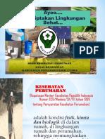 Penyehatan Lingkungan