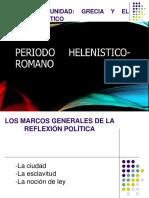 1ra. Unidad - Grecia y El Mundo Helenistico