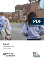 Student Assembly Consultation on Uniform - Phase 1 Findings Full