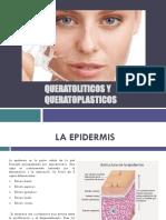 Queratoliticos y Queratoplasticos (1)