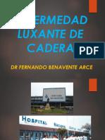 Enfermedad Luxante de Cadera (1)