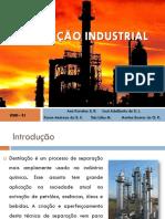 Destilação Industrial