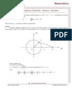 Geometria Plana e Números Complexos