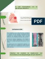 Implicación del traumatismo en la fisiopatología del pie diabético