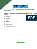 Producción Final de Mat Atematica Si