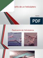 Diseño de Un Helicóptero (Presentación)