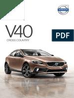 Volvo V40 Country
