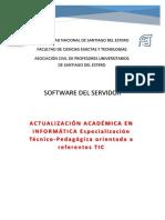 Software Del Servidor