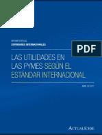 Ieei 04 2017 Utilidades en Las Pymes Segun El Estandar Internacional