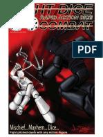 Fight Dice Rulebook