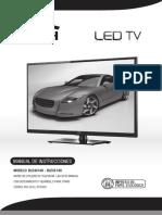 Manual TV Smart BGH