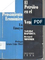 El petróleo en el Pensamiento Económico Venezolano.pdf