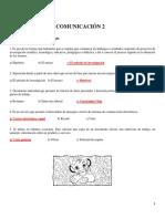 Guía 2 Del Segundo Parcial de Lenguaje y Comunicación 2