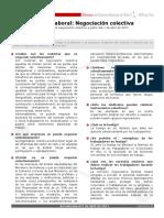 Ficha Reforma Negociacion Colectiva