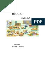 Reggio Emilia Trabajo