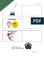 behavior plan  p s    2