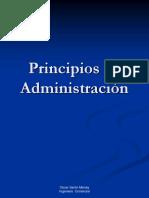 Principios de Administracion Seron