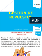 Gestion de Repuestos